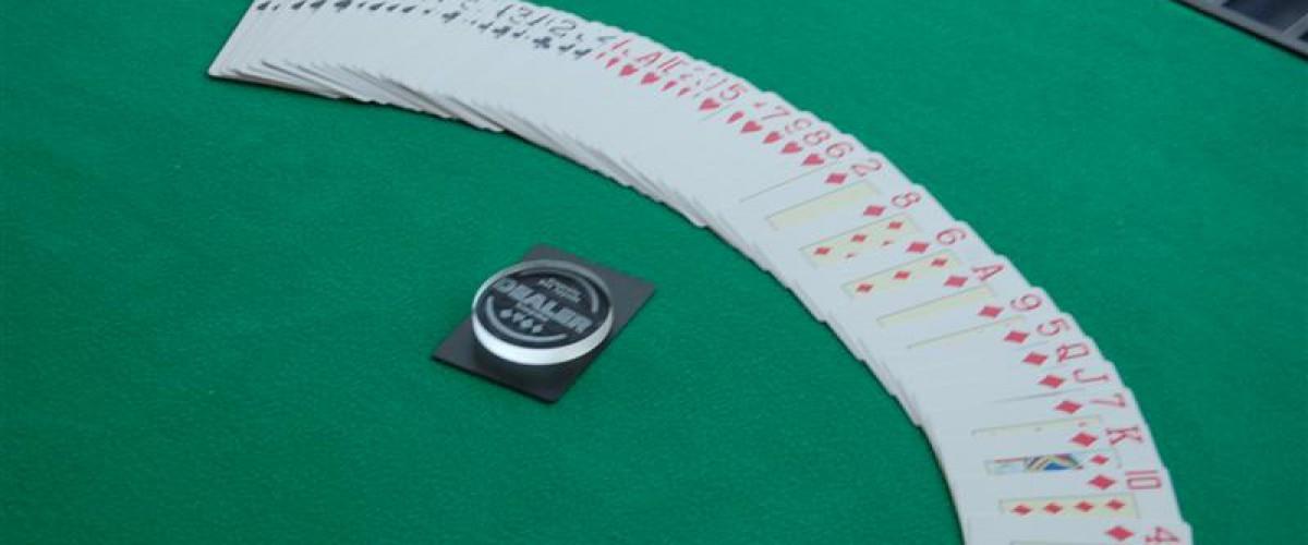 Poker dealer buttons