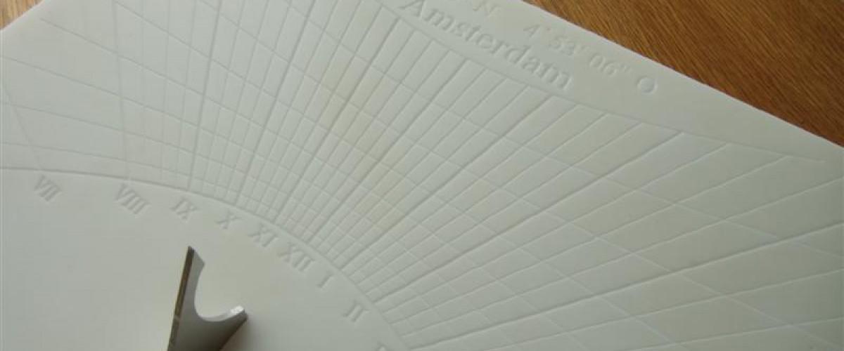 Sundial / Zonnewijzer