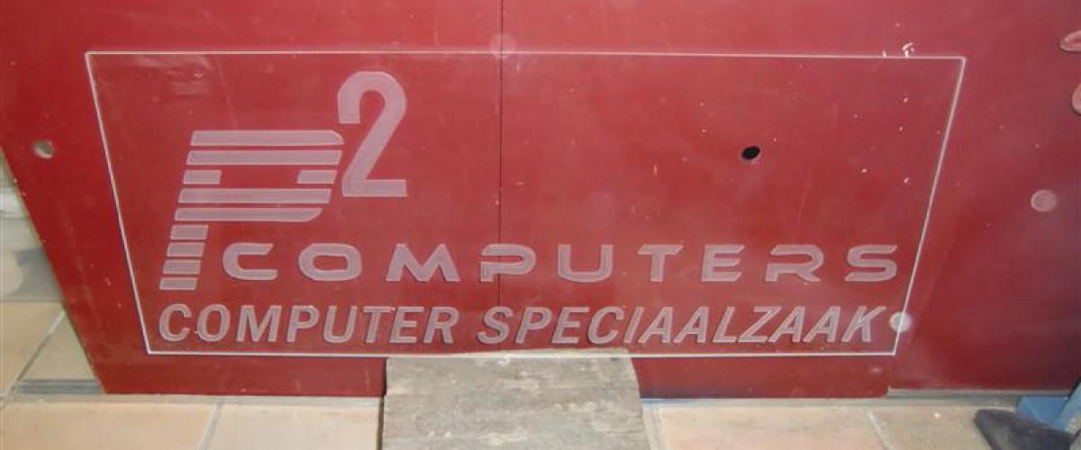 Winkel buiten reclame