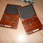 Harder & Steenbeck Airbrush box