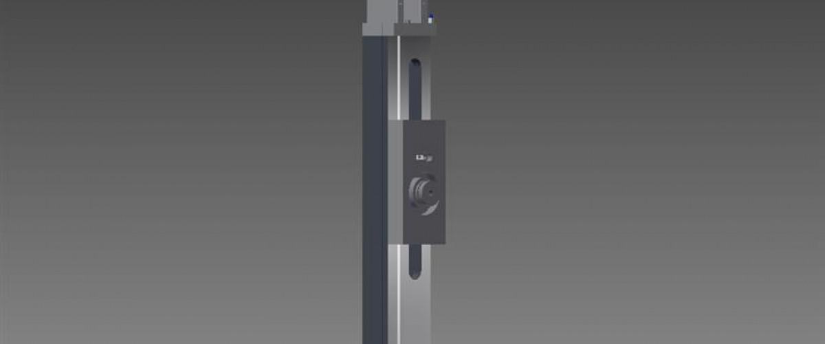 RoboCNC BF20L Z-Axis