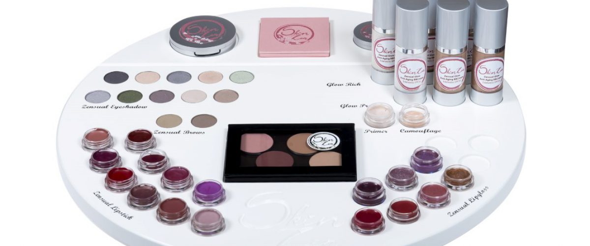 Zensual Make-Up Displays